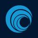 Blue Wave Logo Template