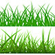 Vector Grass Set - GraphicRiver Item for Sale