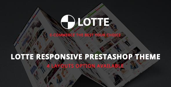 Lotte – Responsive Prestashop Theme