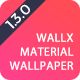 WallX: Material Design Wallpaper & Parse Server (1.3.0) - CodeCanyon Item for Sale