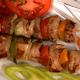 Serving Shish Kebab - VideoHive Item for Sale