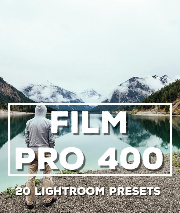 Film PRO Lightroom Presets - Film Lightroom Presets