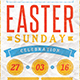 Easter Sunday Celebration Templates