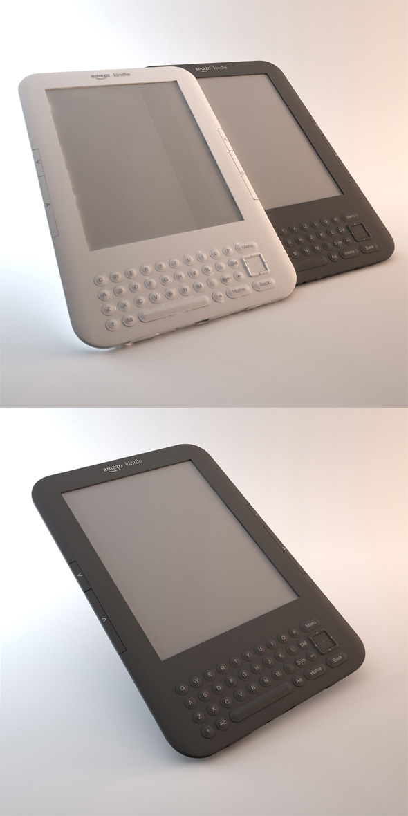 Kindle Keyboard 3G - 3DOcean Item for Sale