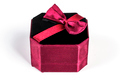 Red Box With Bow - PhotoDune Item for Sale