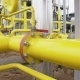 Yellow Pipe On Gas Plant - VideoHive Item for Sale
