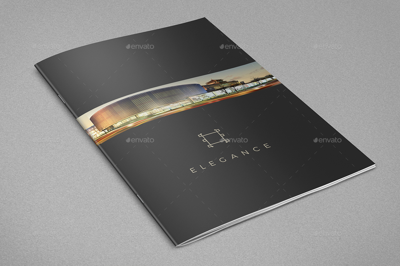 elegance luxury brochure