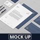 Stationary / Branding Mock-Up - GraphicRiver Item for Sale