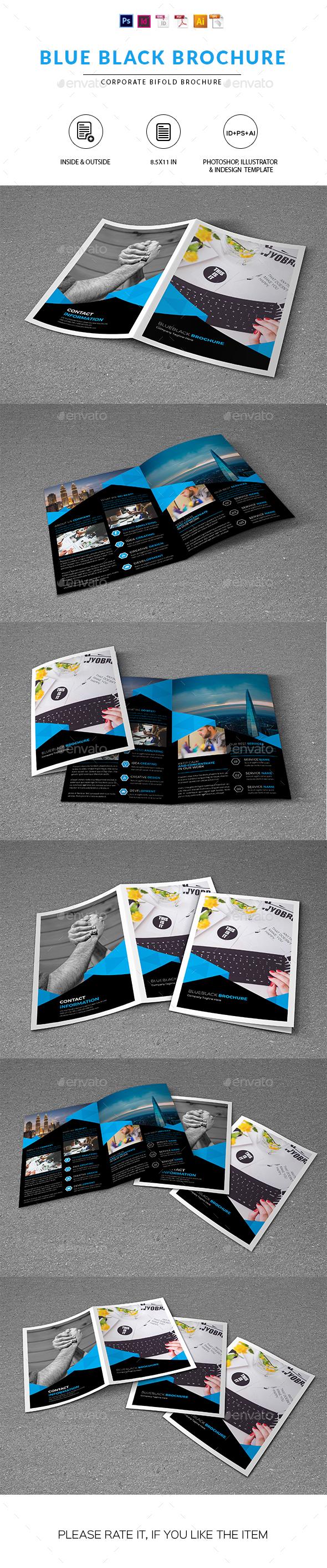 Creative Business Brochure Template - Corporate Brochures