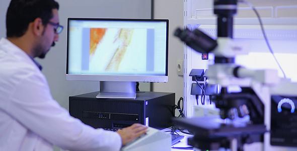 Laboratory Work By Mkstock Videohive
