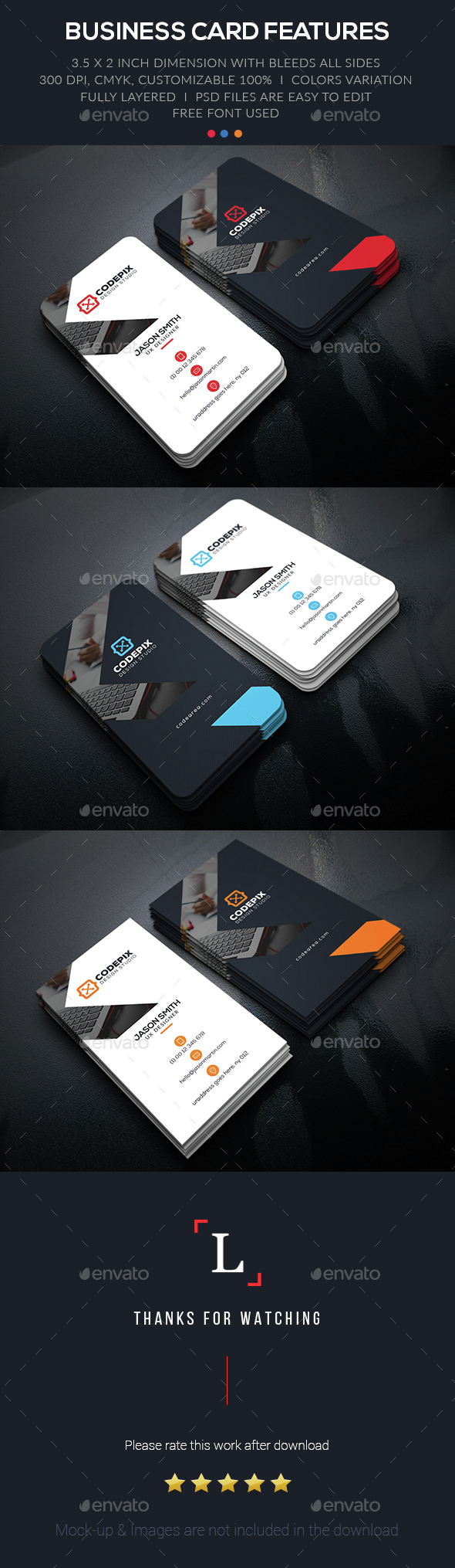 Soft Creative Business Card - Business Cards Print Templates
