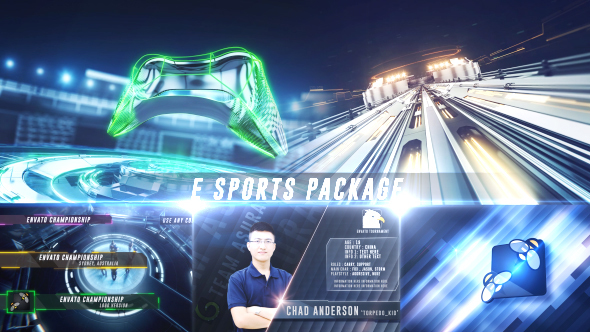 e sports gaming package by voxyde videohive