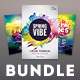 Spring Flyer Bundle Vol.02 - GraphicRiver Item for Sale