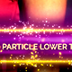 Dancing Particle Lower Third - VideoHive Item for Sale