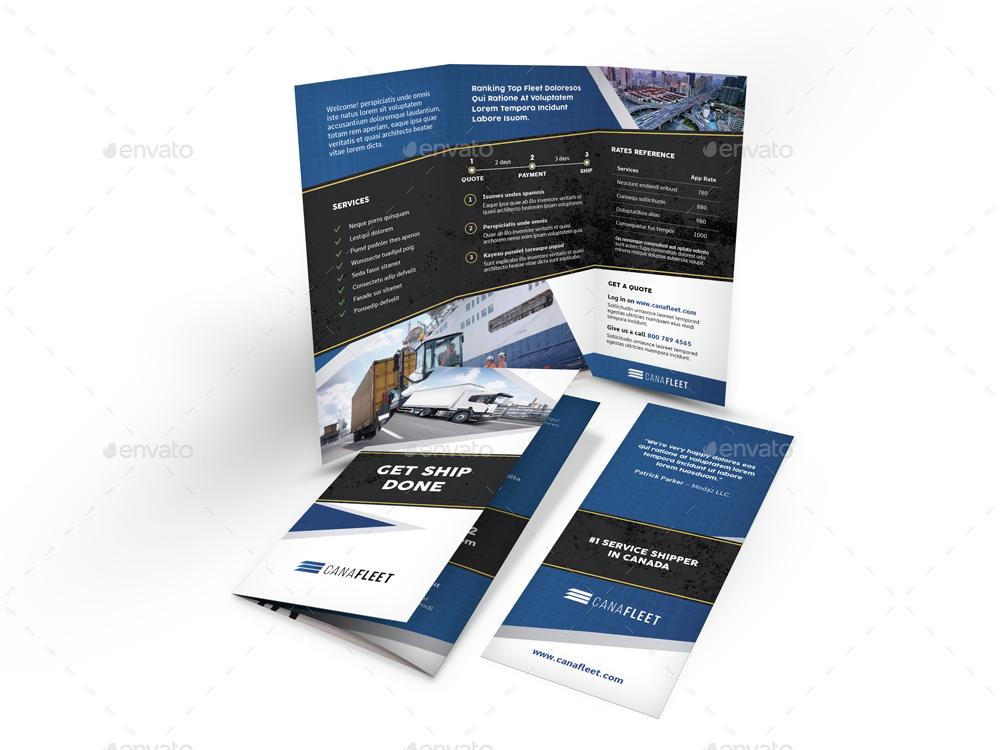 Transportation Company Print Bundle
