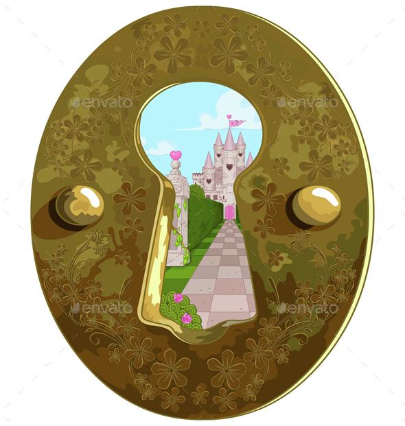 Keyhole  - Buildings Objects