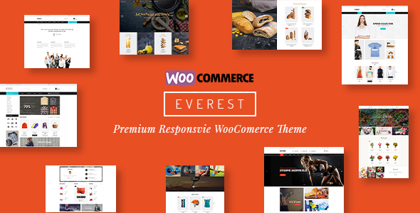 Ri Everest - Multipurpose Woocomerce Theme - WooCommerce eCommerce