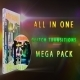 All in One Glitch Transitions Mega Pack - VideoHive Item for Sale