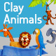 Clay Animals - VideoHive Item for Sale