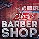 Barbershop Flyer Horizontal - GraphicRiver Item for Sale