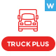 Truck Plus - Transportation and Logistics Service WordPress Theme Nulled