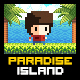 Paradise Island Mockup - GraphicRiver Item for Sale