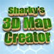 Sharky's 3D Map Creator V1.0 - VideoHive Item for Sale