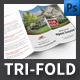 Real Estate Company Tri-fold Template - GraphicRiver Item for Sale