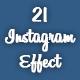 21 Instagram Effect - GraphicRiver Item for Sale