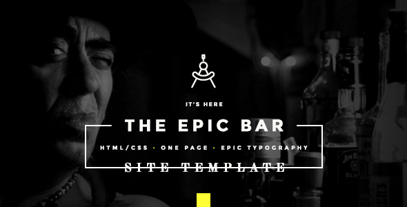 BarDojo – Epic Bar & Restaurant Website Template