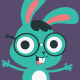Nerd Bunny Collection - GraphicRiver Item for Sale