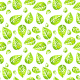 Leaves seamless pattern - GraphicRiver Item for Sale