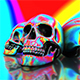 Psycho Skull VJ Loops Pack - VideoHive Item for Sale