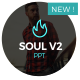 Soul V2 Multipurpose Powerpoint - GraphicRiver Item for Sale
