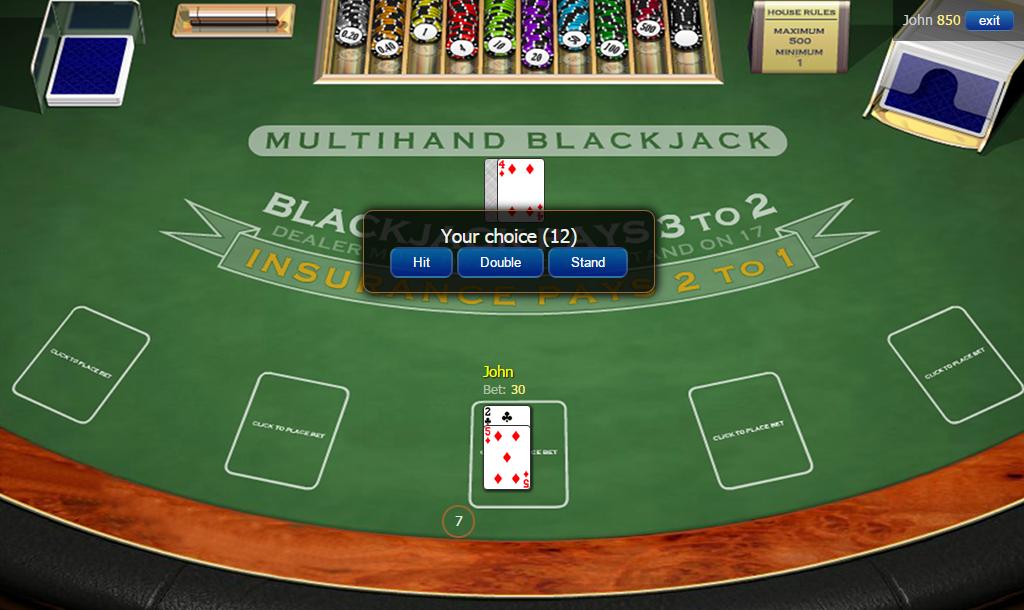 Online Blackjack Guide for September 2018