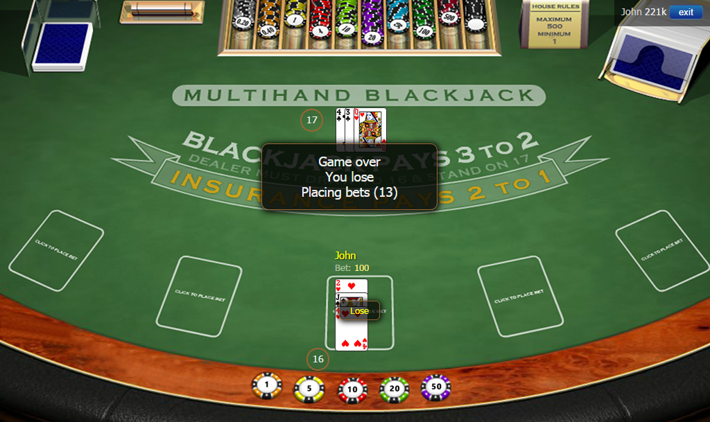 Casino Slot Free Parrainage Blackjack Games Application