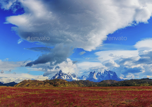 Around Chilean Patagonia - Stock Photo - Images