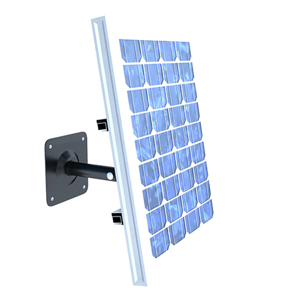 Wall Mount Solar Panel High Detaile - 3DOcean Item for Sale