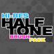 Hi-Res Halftone Brush Pack - GraphicRiver Item for Sale