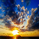 Sunset and Clouds - VideoHive Item for Sale