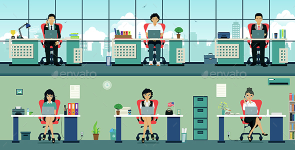 Office Desk  - Concepts Business
