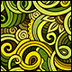 2 Curly Seamless Patterns - GraphicRiver Item for Sale