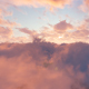 Fly Through Evening Sky - VideoHive Item for Sale