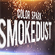 Color Spark Smoke Dust - VideoHive Item for Sale