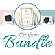 Certificate_Bundle 5 in 1 - GraphicRiver Item for Sale