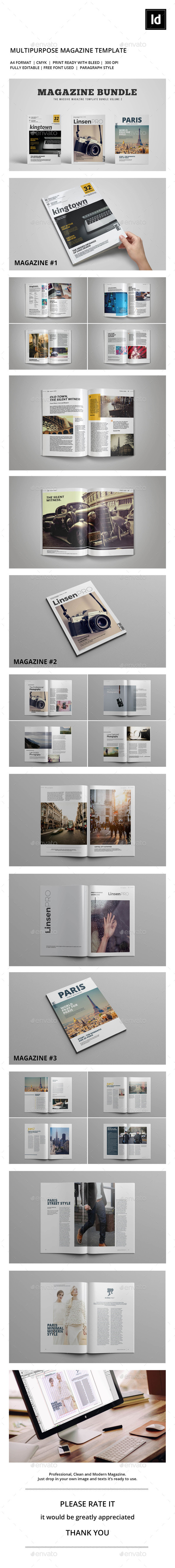 Bundle Magazine V.2