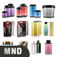 Ultimate Supplements Mockup Pack - GraphicRiver Item for Sale
