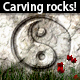 Carving Rocks! - GraphicRiver Item for Sale