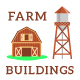 Farm Buildings and Elements - GraphicRiver Item for Sale