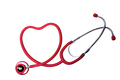 Red Heart Stethoscope - PhotoDune Item for Sale